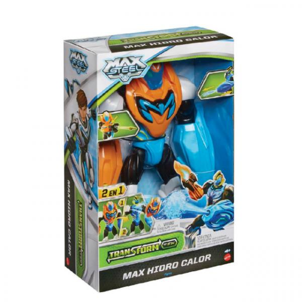 Max Steel Sharktopus Extroyer
