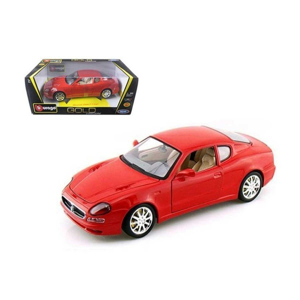 1:18 Gold Maserati Model Araba