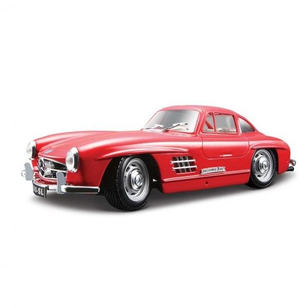 1:24 Mercedes Benz 300 SL 1954