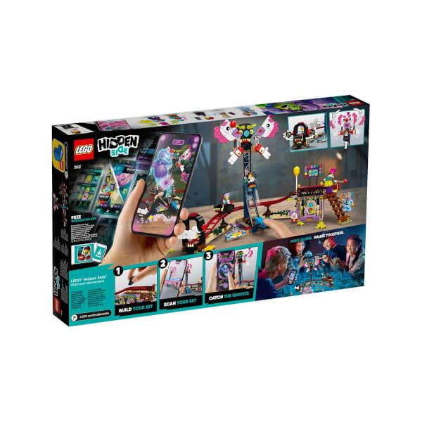 LEGO Hidden Side Hayaletli Lunapark 70432