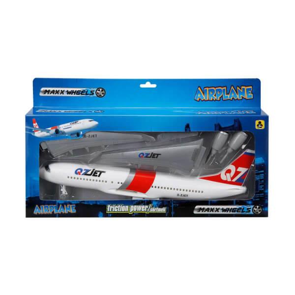 Maxx Wheels G-ZJet Yolcu Uçak Kit Seti