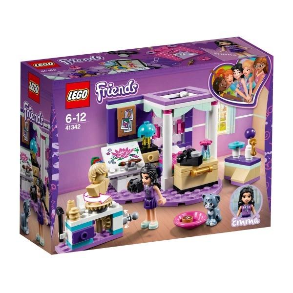 LEGO Friends Emma'nın Lüks Odası 41342