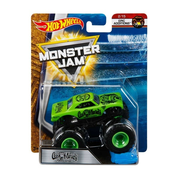 Hot  Wheels Monster Jam Araba