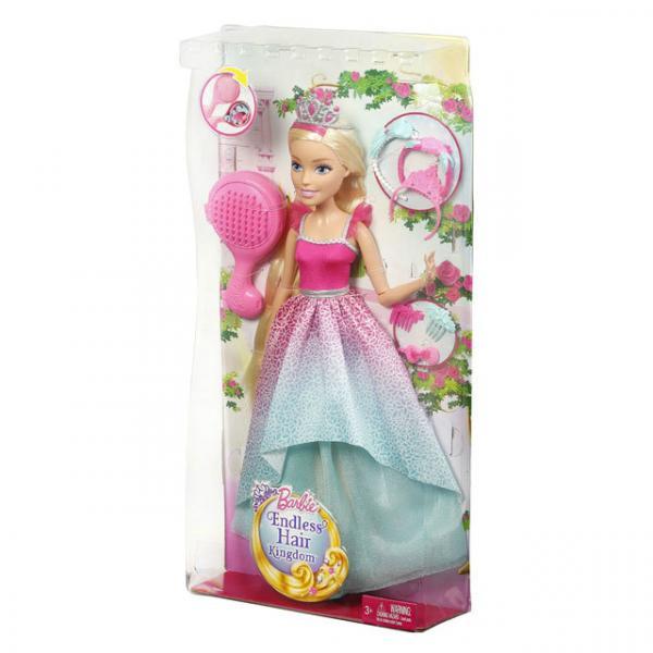 Barbie Hayaller Ülkesi Prensesi