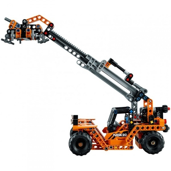 LEGO Technic Konteyner Sahası 42062