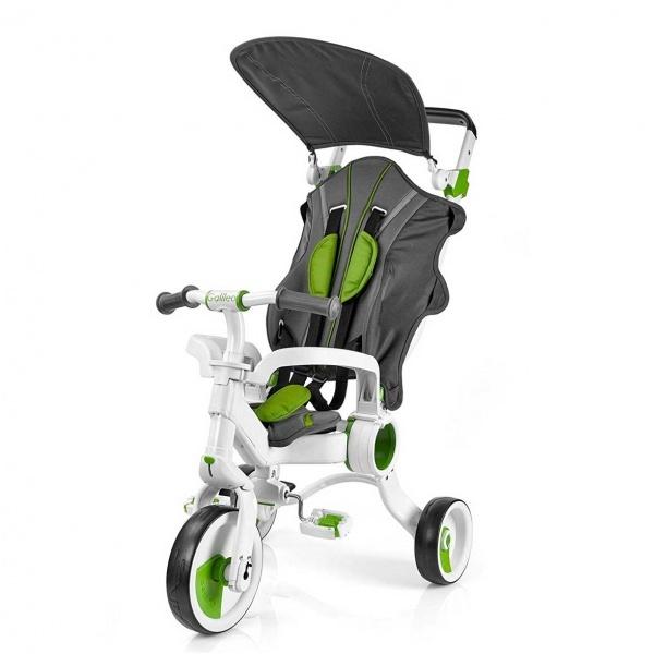 Galileo Strollcycle 4in1 Katlanabilen Yeşil Bisiklet