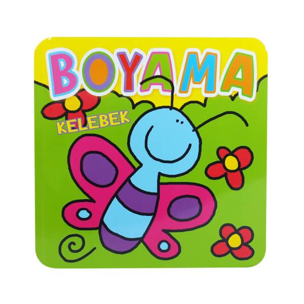 Kelebek Boyama Kitabi Toyzz Shop