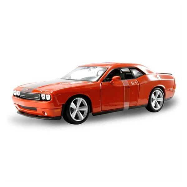 1:24 Maisto Dodge Challenger Srt8 2008 Model Araba