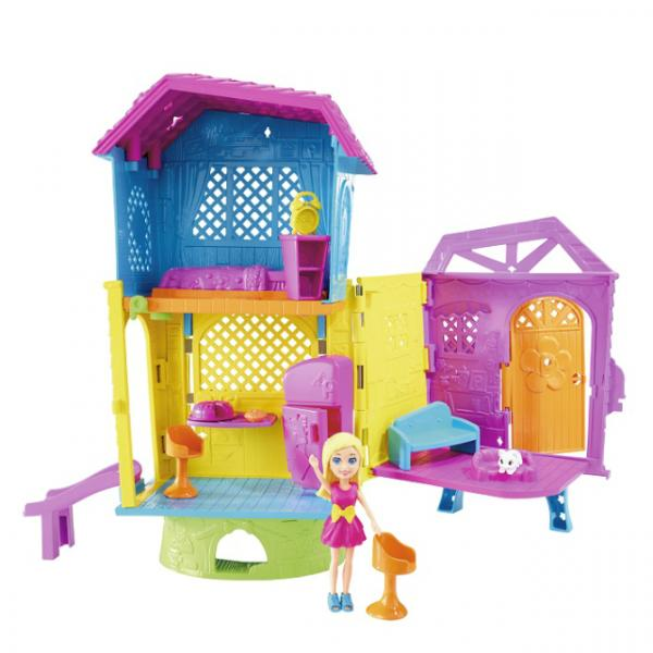 Polly Pocket ve Eğlence Evi