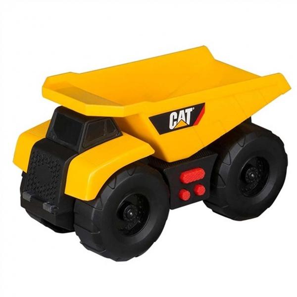 CAT Mini Sesli ve Işıklı İş Makinesi