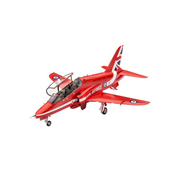 Revell 1:72 Bae Hawk T1 Red Arrows Uçak 4921