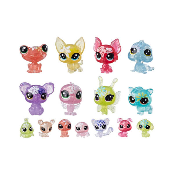 Littlest Pet Shop Miniş Çiçek Partisi Özel Set E5148