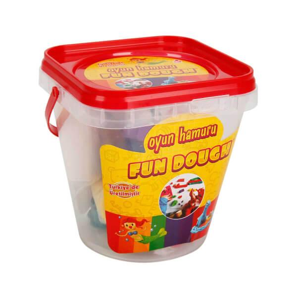 Fun Dough Küçük Kovalı Oyun Hamur Seti
