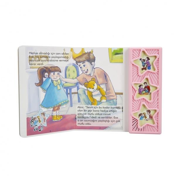 Yardımlaşma Ve Paylaşma Sesli Kitap Toyzz Shop