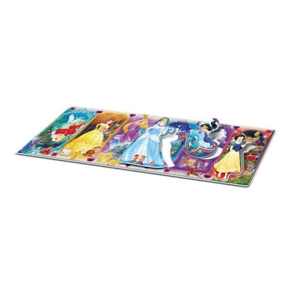 250 Parça Puzzle : Disney Princess