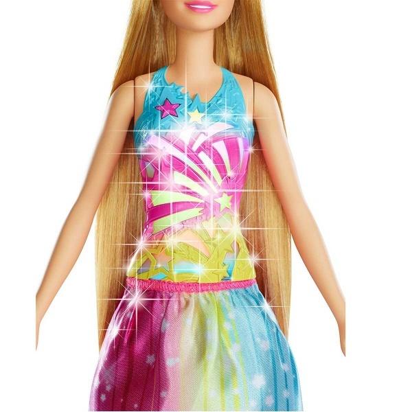 Barbie Dreamtopia Sihirli Saçlar Prensesi FRB12