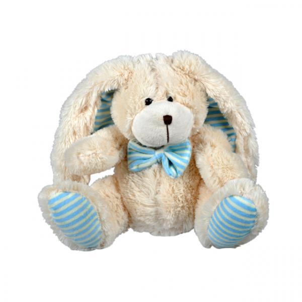 Papyonlu Peluş Tavşan 20 cm.