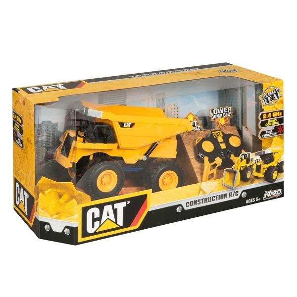 CAT Uzaktan Kumandalı İnşaat Araçları