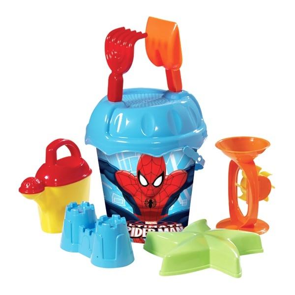 Spiderman Büyük Kova Seti