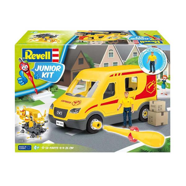 Revell Figürlü Kargo Minibüsü Çocuk Kiti 00814