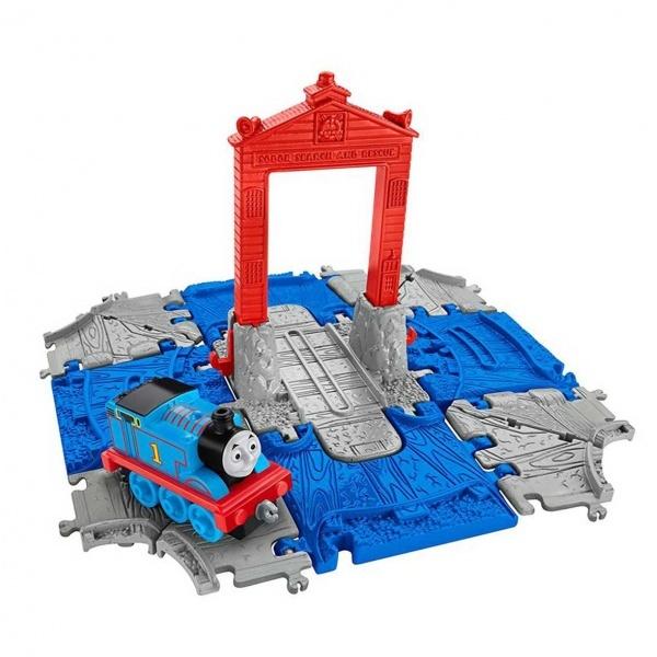 Thomas Adventures Mini İstasyon Seti FBC51