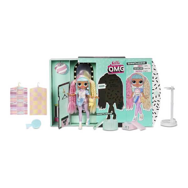 L O L Cok Gizli Bebekler 20 Surpriz S2 Candylicious Toyzz Shop