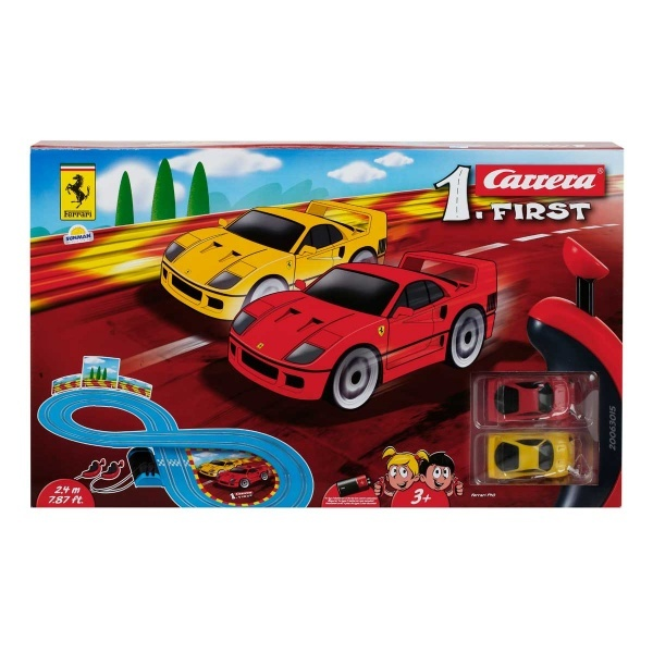 Carrera Ferrari Yarış Seti