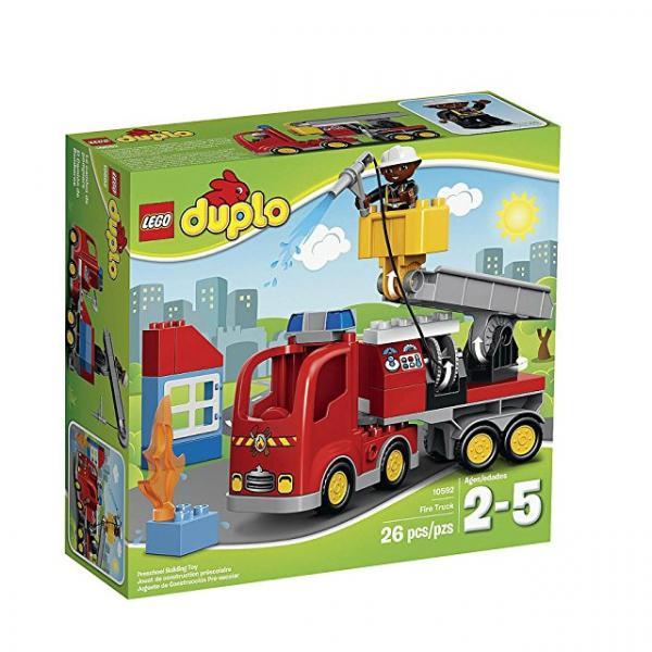 LEGO DUPLO İtfaiye Kamyonu 10592