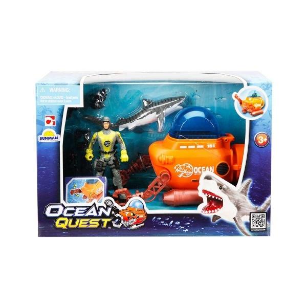 Okyanus Keşifleri Oyun Seti