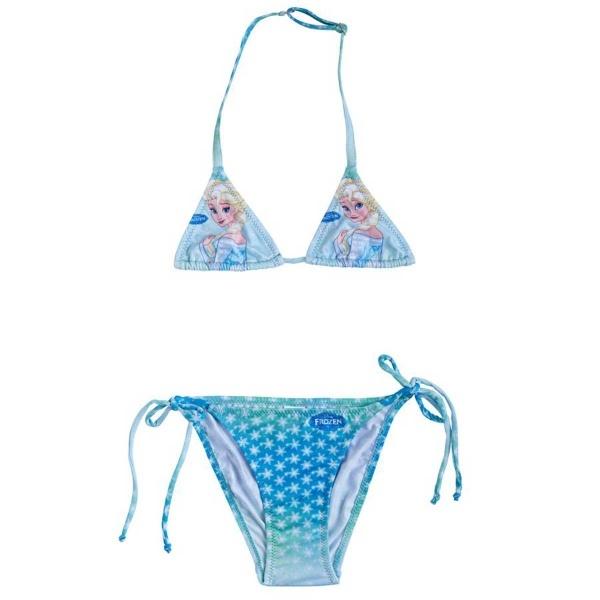 Slipstop Kiz Cocuk Frozen Elsa Vanilla Bikini 8 9 Yas Toyzz Shop