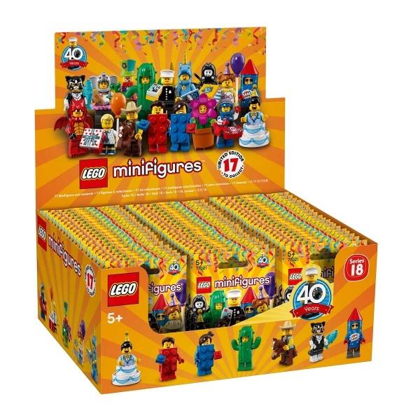LEGO Minifigures 71021
