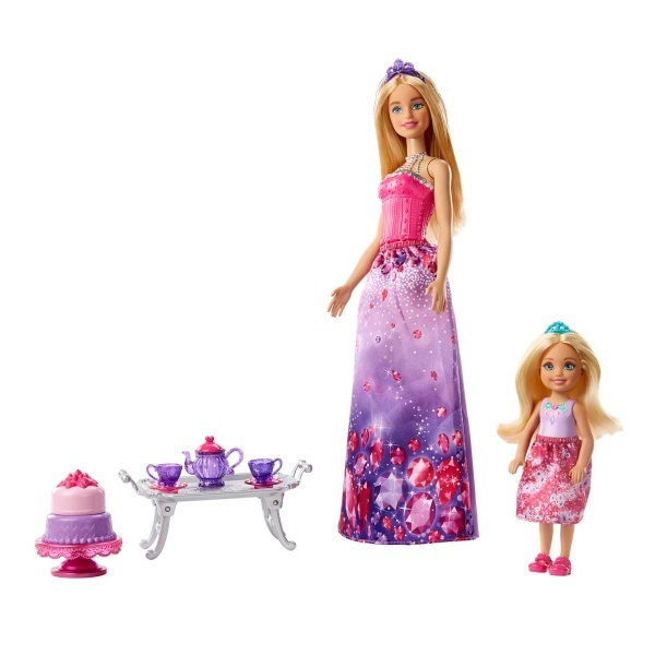 Barbie ve Chelsea'nin Dreamtopia Çay Partisi FPL88
