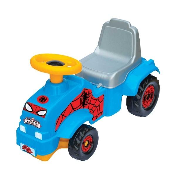 Spiderman İlk Traktörüm