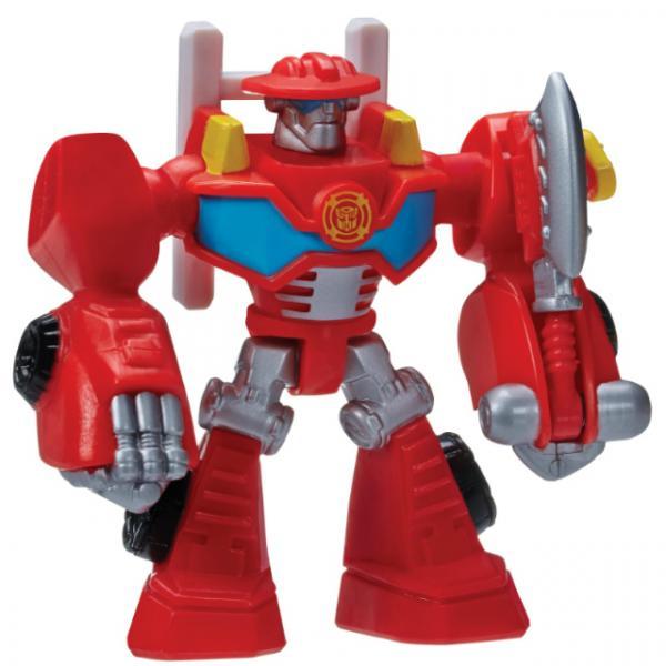 Transformers Hareketli Rescue Bots