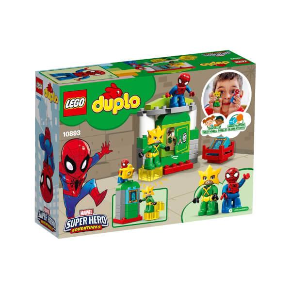 LEGO DUPLO Disney Spider-Man Electro'ya Karşı 10893
