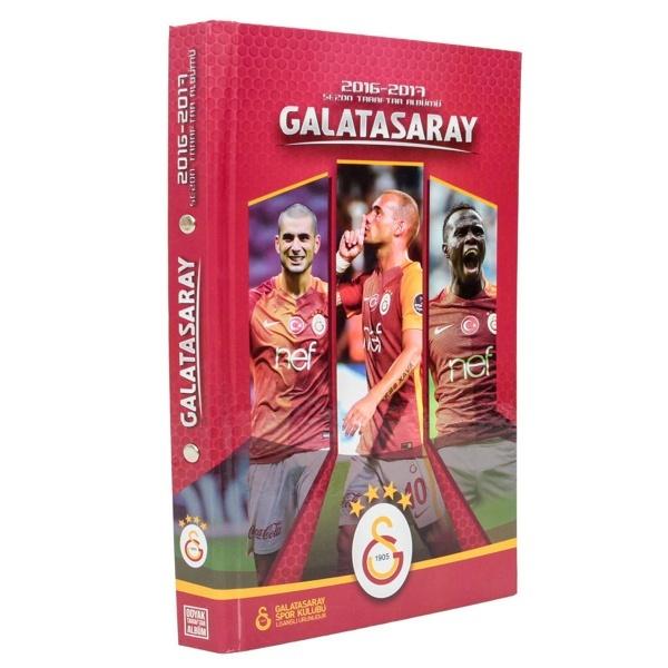 GS Mini Futbolcu Albümü 2016-2017