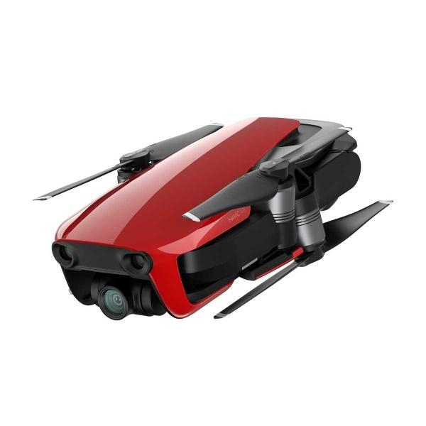 Dji Mavic Air Fly More Combo Flame Kırmızı Drone