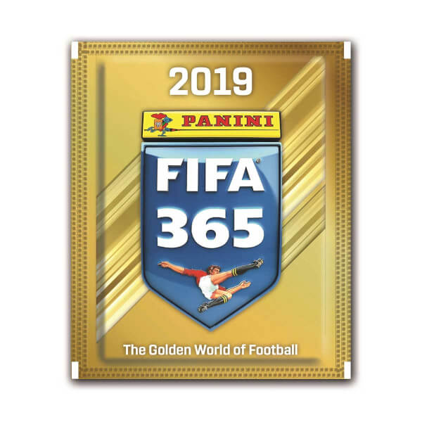 FIFA 365 2019 Çıkartma Kartı