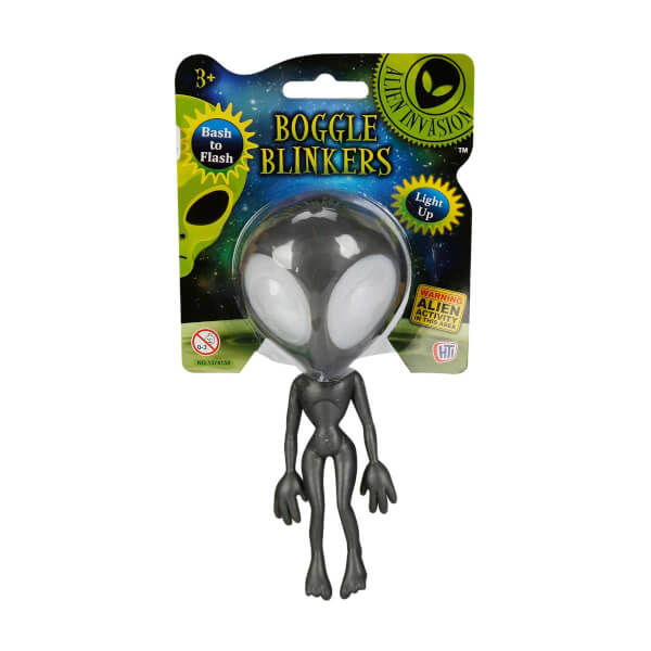 Invasion Alien Uzayli Isikli Yesil Toyzz Shop