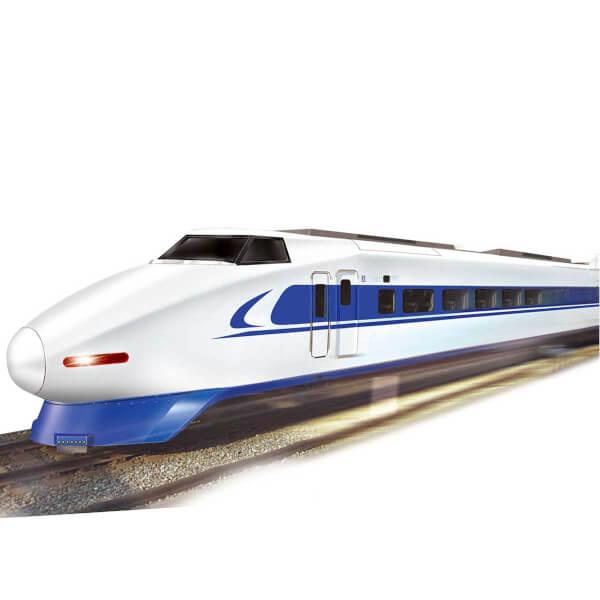 Sesli ve Işıklı Tren Seti 15 Parça