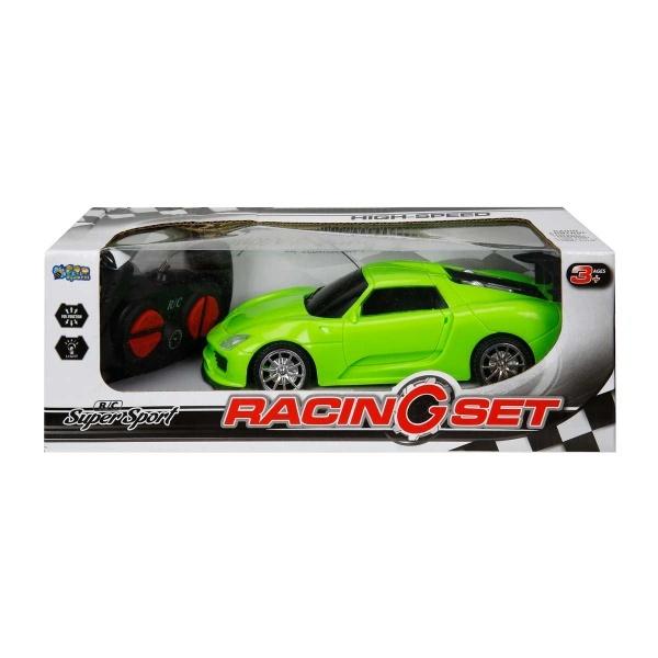 Uzaktan Kumandalı Spor Yarış Arabası