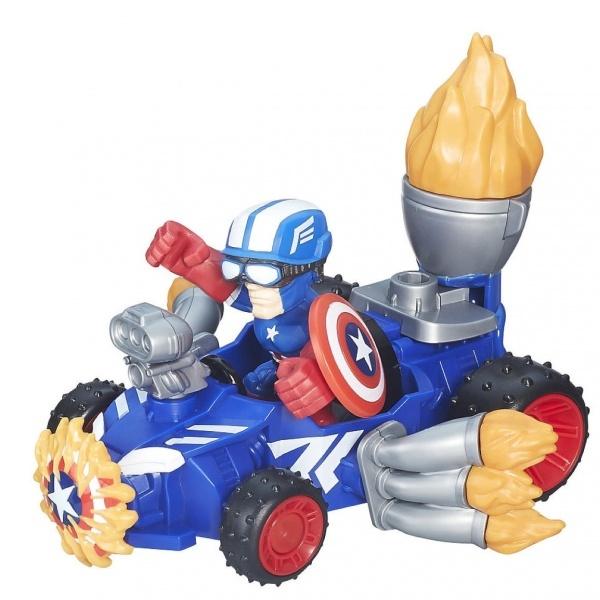 Avengers Micro Figür ve Araç