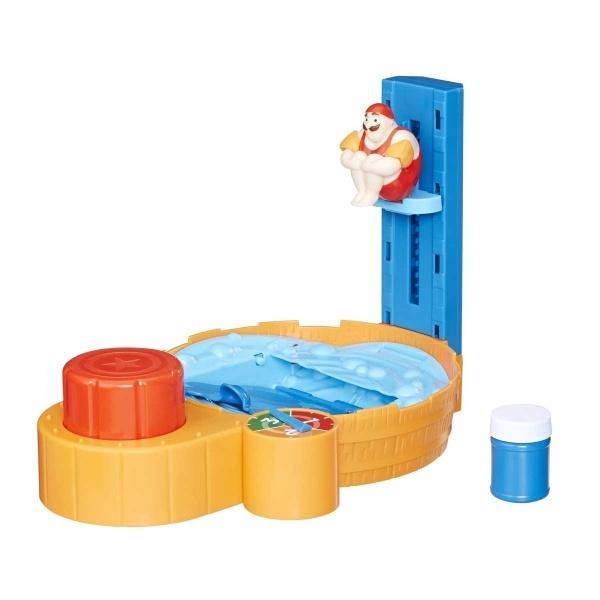 Hot Tub High Dive E1919