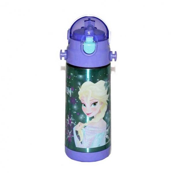 Frozen Elsa Çelik Matara 350 ml.