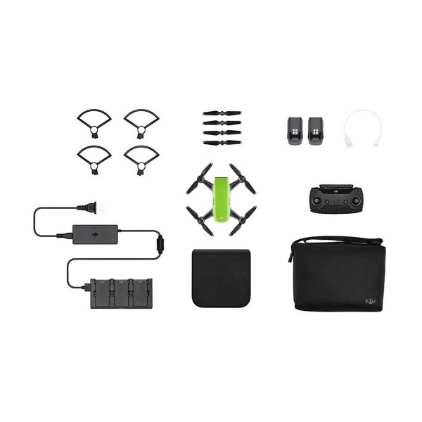 Dji Spark Fly More Combo Meadow Drone