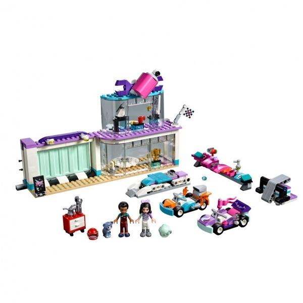 LEGO Friends Yaratıcı Oto Aksesuar Mağazası 41351