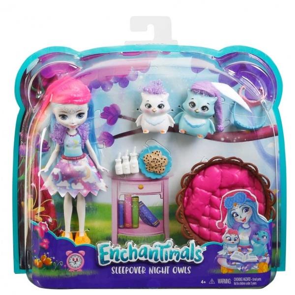 Enchantimals Bebekleri Piknikte FCC62
