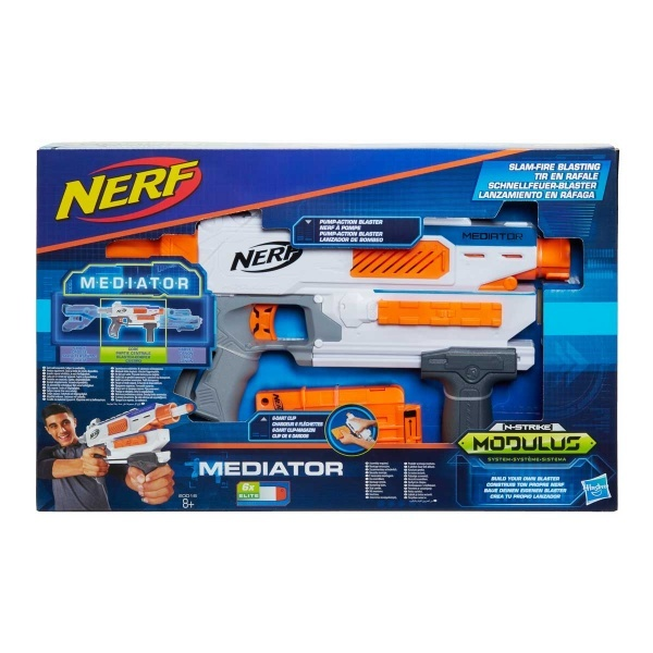 Nerf N-Strike Modulus Mediator E0016