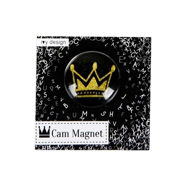 Taç Cam Magnet