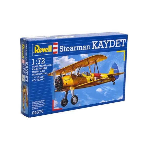 Revell 1:72 Stearman Kaydet Uçak 4676